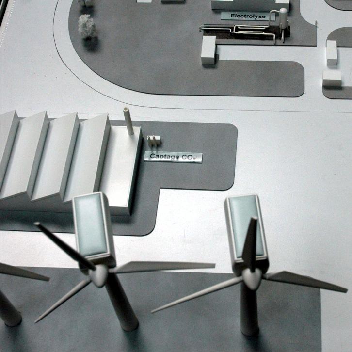 maquette batiment lyon