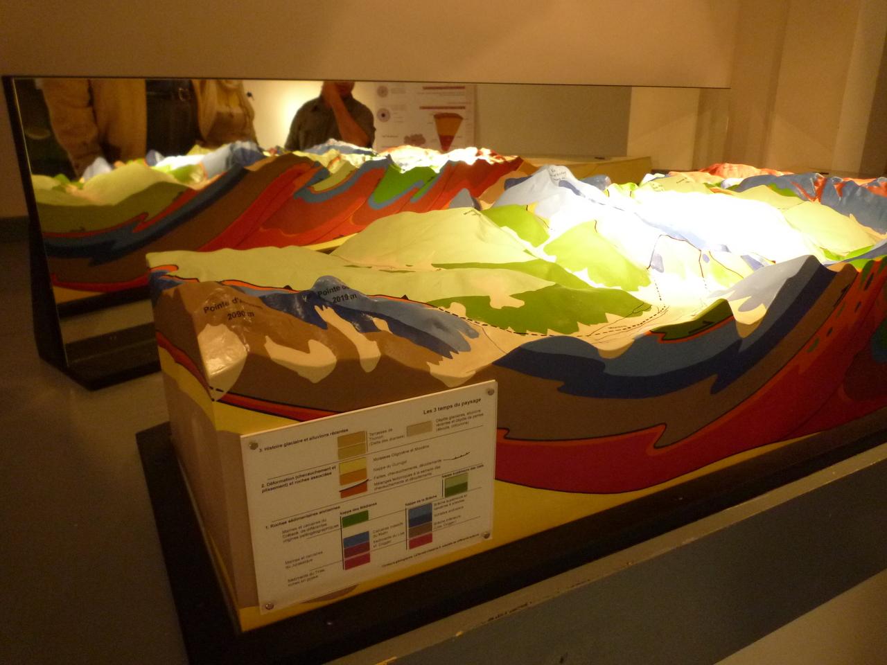 Mairie de Sciez - massif du Chablais
