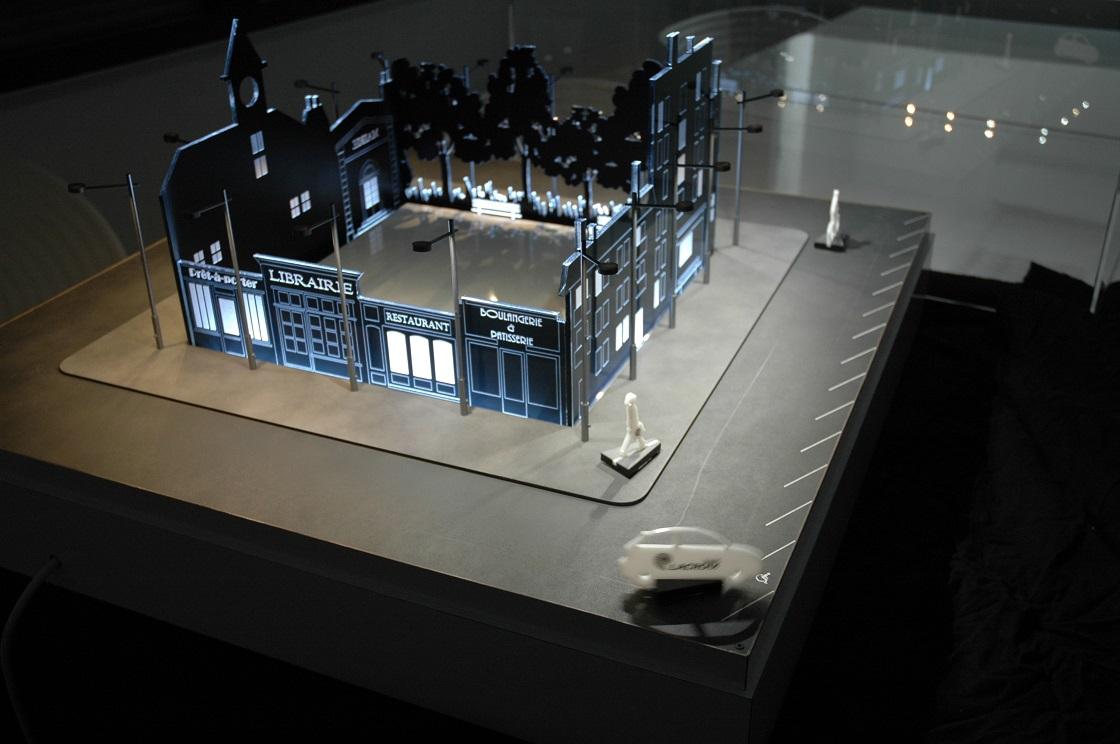 maquette urbanisme lyon